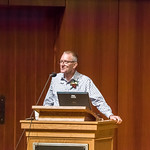 "<b>DSC03760</b><br/> Carl Stecker performs a lecture in nursing over Homecoming weekend. October 5th, 2019. Photo by Anthony Hamer.<a href=""//farm66.static.flickr.com/65535/48949200131_75e9ffa3af_o.jpg"" title=""High res"">&prop;</a>"