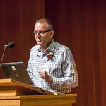 "<b>DSC03756</b><br/> Carl Stecker performs a lecture in nursing over Homecoming weekend. October 5th, 2019. Photo by Anthony Hamer.<a href=""//farm66.static.flickr.com/65535/48949200161_b70f6f7336_o.jpg"" title=""High res"">&prop;</a>"