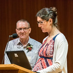 "<b>DSC03713</b><br/> Carl Stecker performs a lecture in nursing over Homecoming weekend. October 5th, 2019. Photo by Anthony Hamer.<a href=""//farm66.static.flickr.com/65535/48949200596_da1f6504b4_o.jpg"" title=""High res"">&prop;</a>"