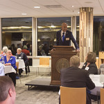 "<b>_MG_0113</b><br/> 2019 Homecoming Reception and Dinner. Dahl Centennial Union Photo Taken By: McKendra Heinke  Date Taken: 10/04/2019<a href=""//farm66.static.flickr.com/65535/48949276012_e294ae7c33_o.jpg"" title=""High res"">&prop;</a>"