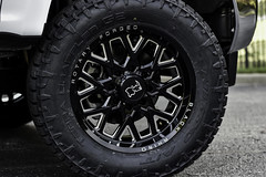 ford-f250-black-rhino-grimlock-rotary-forged-wheels-gloss-black-milled-20-inch-rims - 05