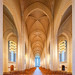 _DS11496 - Grundtvig's Church interior #1 / Panorama