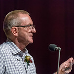 "<b>DSC03857</b><br/> Carl Stecker performs a lecture in nursing over Homecoming weekend. October 5th, 2019. Photo by Anthony Hamer.<a href=""//farm66.static.flickr.com/65535/48949397627_eeda43b00a_o.jpg"" title=""High res"">&prop;</a>"