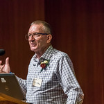 "<b>DSC03814</b><br/> Carl Stecker performs a lecture in nursing over Homecoming weekend. October 5th, 2019. Photo by Anthony Hamer.<a href=""//farm66.static.flickr.com/65535/48949397862_e458cc259f_o.jpg"" title=""High res"">&prop;</a>"