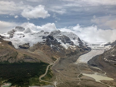 Mount Athabasca (euansco) Tags: canada glacier banff jasper national park columbia icefield parkway athabasca wild adventure ice snow nature summer 2019