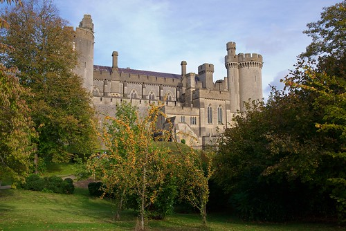 Arundel Castle & Grounds 31