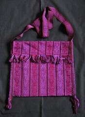 Mexican Textiles Bolsa Bags Morral Mixtec Oaxaca (Teyacapan) Tags: bag bolsa purse morral mixteco donluis mexico oaxacan weavings tejidos