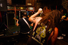 .gif from God (jmcguirephotography) Tags: gainesville florida durtynellys punk metal hardcore show concert live canon canon7d 7d 50mm giffromgod