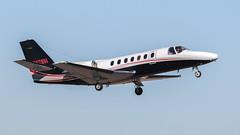 Cessna 560 Citation N812SH (ChrisK48) Tags: kdvt aircraft n812sh airplane 1990 cessna560 phoenixaz dvt citation phoenixdeervalleyairport