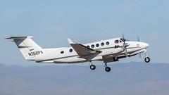 Hawker Beechcraft B300 King Air 350 N352PX 'Cutter Flight 352' (ChrisK48) Tags: kdvt cutteraviation cutterflight352 2010 airplane kingair350 phoenixaz aircraft phoenixdeervalleyairport dvt n352px hawkerbeechcraftb300