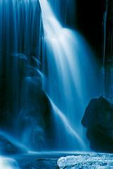 Incognito (John C. House) Tags: everydaymiracles nik nikon shade motion water johnchouse tennessee velvia baldriverfalls n90s