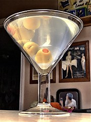 2019 296/365 10/23/2019 WEDNESDAY - Martini 🍸 (_BuBBy_) Tags: 2019 296365 10232019 wednesday martini 🍸 10 23 296 365 365days project project365 weds wed we w october drink seven days martinis 7