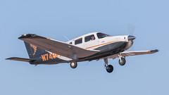 AeroGuard/Skywest Piper PA-28-181 Archer TX, N748PA (ChrisK48) Tags: kdvt aeroguardflighttrainingcenter aircraft n748pa airplane phoenixaz skywestleasing archertx dvt 2019 piperpa28181 phoenixdeervalleyairport