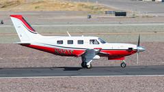 Piper Aircraft PA-46-500TP Malibu Meridian N32TC (ChrisK48) Tags: kdvt 2009 aircraft airplane piperaircraftpa46500tp phoenixaz phoenixdeervalleyairport dvt n32tc malibumeridian