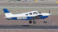 AeroGuard/Skywest Piper PA-28-181 Archer N903EE (ChrisK48) Tags: kdvt aeroguardflighttrainingcenter aircraft skywestleasing airplane archer phoenixaz 1999 phoenixdeervalleyairport dvt piperpa28181 n903ee