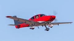 Cirrus SR22T N546AV (ChrisK48) Tags: kdvt 2014 aircraft airplane cirrussr22t phoenixaz n546av dvt phoenixdeervalleyairport