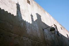 Untitled (Howard Yang Photography) Tags: algarve portugal contaxt kodakportra160 shadow