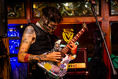 Computer (jmcguirephotography) Tags: gainesville florida durtynellys punk metal hardcore show concert live canon canon7d 7d 50mm computer