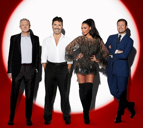 The X Factor Celebrity image