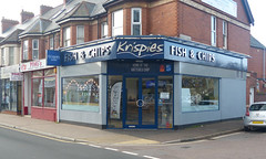 Krispies, Exmouth - 23 October 2019 (John Oram) Tags: krispies fishchips exmouth eastdevon devon pings chinesetakeaway 2003p1110436ceps