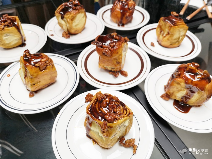 【台北大安】Fly cafe|最好吃的肉桂捲在這裡 @魚樂分享誌