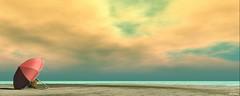 la mer (Mara Telling:) Tags: sl secondlife photography beach sea ocean shore sun lamer