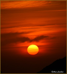 Sunset  (L'archipel des Sanguinaires) (arno18☮) Tags: corse corsica france soleil sole sunset tramonto rouge rosso arno18 mare
