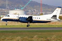 ES-NSC_04 (GH@BHD) Tags: esnsc saab saab340 saab340b nyxair bhd egac belfastcityairport turboprop propliner aircraft aviation airliner