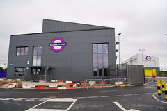 Maintenance Management Centre at Plumstead_327832 (Crossrail Project Press Images) Tags: crossrail woolwich whitechapel tottenham court road route control centre romford paddington maintenance management plumstead liverpool street farringdon canary wharf bond station testing comissioning