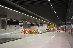 Canary Wharf Station_325420 (Crossrail Project Press Images) Tags: crossrail woolwich whitechapel tottenham court road route control centre romford paddington maintenance management plumstead liverpool street farringdon canary wharf bond station testing comissioning