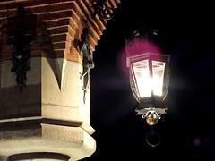 Lampa Sukiennice (Vicki.94) Tags: kraków krakau cracow polen poland polska lamp light nacht night noc