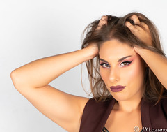 atormentada (josmanmelilla) Tags: retratos mirada modelos modelo belleza melilla pwmelilla flickphotowalk pwdmelilla pwdemelilla