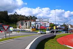 Pontevedra portes de la ville à 30 km-h 5