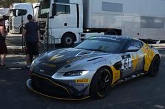 Aston Martin Vantage GT4 (benoits15) Tags: astonmartin vantage gt4 uk blancpain paulricard