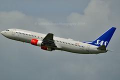 """Gerud Viking"" SAS Scandinavian Airline System LN-RRK Boeing 737-883 cn/32278-1169 @ LFPG / CDG 06-05-2019 (Nabil Molinari Photography) Tags: gerudviking sas scandinavian airline system lnrrk boeing 737883 cn322781169 lfpg cdg 06052019"