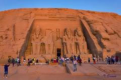 Abu Simbel (T. Dosuna) Tags: elcairoegipto paisajesnaturales templosenegipto tdosuna nikon d7100 landscape fotografíadepaisaje