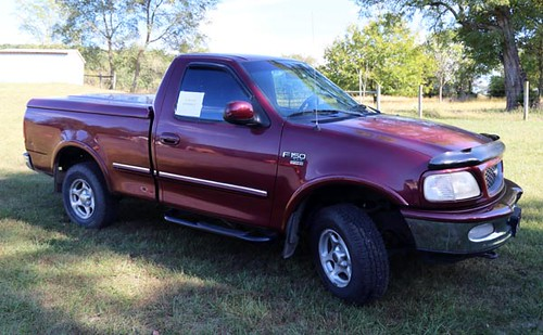 1998 Ford F-150 ($3,584.00)