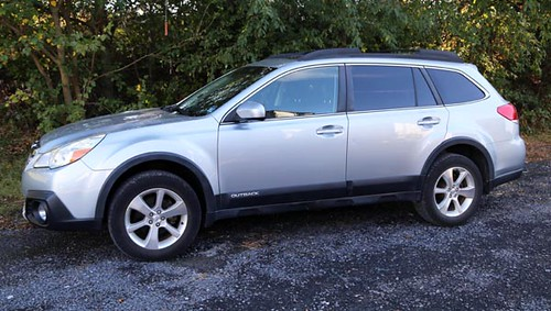 2013 Subaru Outback Limited AWD with only 23,650 miles ($17.920.00)