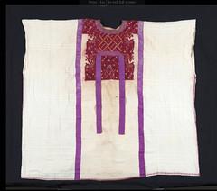Puebla Mexico Nahua Huipil Zinacatepec (Teyacapan) Tags: puebla mexico huipils zinacatepec nahua valletehuacan ropa indumentaria weavings