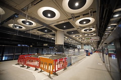 Paddington Station_328535 (Crossrail Project Press Images) Tags: crossrail woolwich whitechapel tottenham court road route control centre romford paddington maintenance management plumstead liverpool street farringdon canary wharf bond station testing comissioning