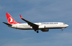 Turkish Airlines | B737-800 | TC-JVZ | FRA | 22.09.2019 (Norbert.Schmidt) Tags: airlines turkish frankfurt fra boeing b737800 tcjvz b737 frankfurtairport turkishairlines