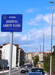 Pontevedra portes de la ville à 30 km-h 21