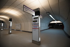 Liverpool Street Station_328568 (Crossrail Project Press Images) Tags: crossrail woolwich whitechapel tottenham court road route control centre romford paddington maintenance management plumstead liverpool street farringdon canary wharf bond station testing comissioning
