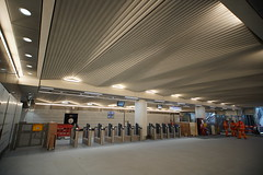 Liverpool Street Station_328557 (Crossrail Project Press Images) Tags: crossrail woolwich whitechapel tottenham court road route control centre romford paddington maintenance management plumstead liverpool street farringdon canary wharf bond station testing comissioning