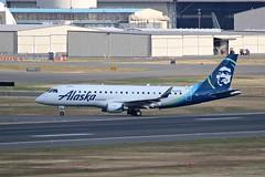 N633QX-PAE-06-07-2019 (swbkcb) Tags: everettpainefield pae kpae n633qx embraer emb175 alaskaairlines