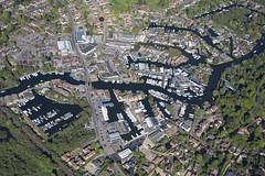 Aerial image of Hoveton & Wroxham - the Norfolk Broads (John D Fielding) Tags: hoveton wroxham broads norfolk broadsnp nationalpark town boats eastanglia above aerial nikon d810 hires highresolution hirez highdefinition hidef britainfromtheair britainfromabove skyview aerialimage aerialphotography aerialimagesuk aerialview viewfromplane aerialengland britain johnfieldingaerialimages fullformat johnfieldingaerialimage johnfielding fromtheair fromthesky flyingover fullframe cidessus antenne hauterésolution hautedéfinition vueaérienne imageaérienne photographieaérienne drone vuedavion delair birdseyeview