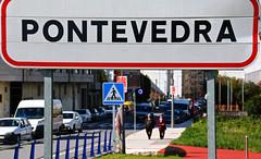 Pontevedra portes de la ville à 30 km-h 22