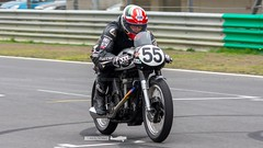 Estoril Classics 2019 Spirit of Speed - Road Racing (P.J.V Martins Photography) Tags: racing racetrack motorsport motorbike motorcycle rider mota circuitodoestoril motogp estoril portugal
