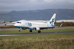 Flybe G-FBJD BHD 22/10/19 (ethana23) Tags: planes planespotting aviation avgeek aeroplane aircraft airplane flybe embraer e175 175