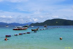 _Q9R1782 (Arthur's Dream (Dreamer:Thanks for +7.856.000 v) Tags: sea islands thailand